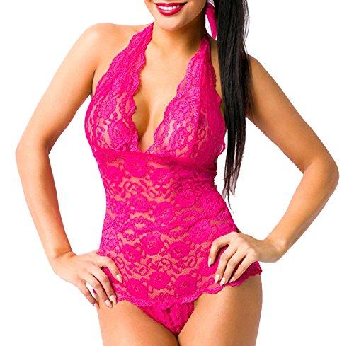 Angies Glamour Fashion -  Body  - Donna Pink