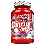 AMIX Calcium + Mg + Zn 100 tablets - Mineral Complex