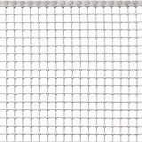 Tenax Rete Protettiva in Plastica a Maglia Quadrata per Balconi, Cancelli e Recinzioni, Quadra 10, Bianco 1,00 x 5 m