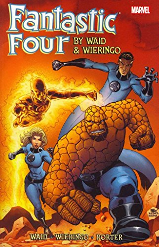 [Fantastic Four Ultimate Collection: Bk. 3] (By: Mark Waid) [published: November, 2011]