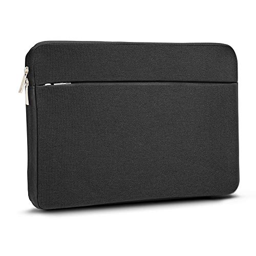 """A Tailor Bird Laptop Sleeve 15.6 Zoll Stoßfestes Laptop Hülle 15.6 Zoll Wasserdicht Laptoptasche 15.6\"""" Notebook Sleeve Case Schutzhülle Kompatibel 15-15,6 Zoll MacBook Pro Schwarz"""