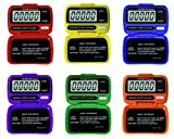 Ultrak 240 Step Counter Pedometer (Set o...