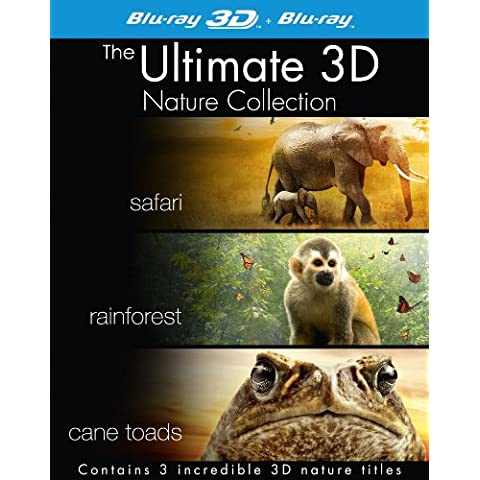 The Ultimate 3D Nature Collection