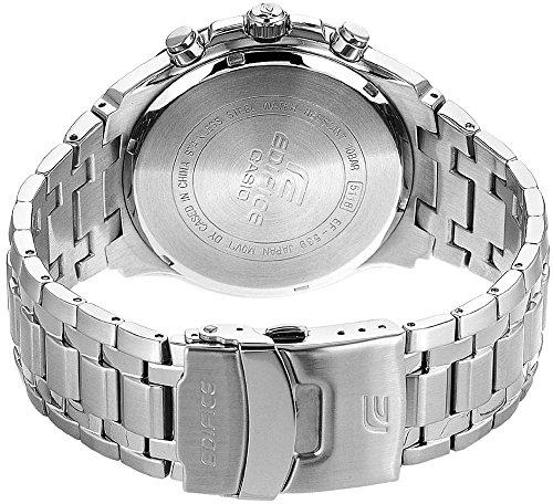 Casio Herren Armbanduhr Edifice Chronograph Quarz Ef-539D-7Avef - 3
