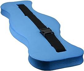 VORCOOL Lightweight Foam Swim Board EVA Kickboard Floating Belt Waist Belt for Kids Adults Swimming Learning Trainer Pool Training Aid
