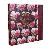 SESO UK- Interstitial Gemischte Fotoalbum, Hochzeit Memo-Alben, für 490 Fotos, Größe von 6x4 (480)/8x6 (10)