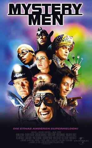Universal/4 Front Video Mystery Men [VHS]