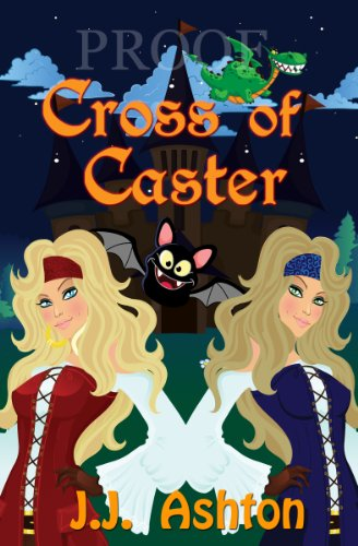 Roxy Cross (The Cross Of Caster (The Roxy and Aisling Show Book 1) (English Edition))