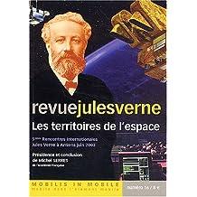 Revue Jules Verne, N° 16 - 2e semestre : Les territoires de l'espace