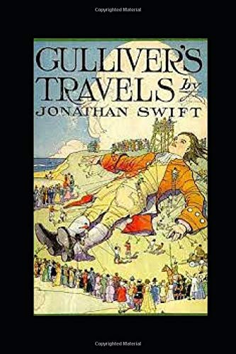 GULLIVER'S TRAVELS INTO SEVERAL REMOTE REGIONS OF