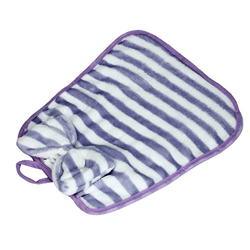 De la mano de la modaTM ReadiMax impreso de rayas cocina toalla toallas de felpa suave paños de cocina toalla de mano