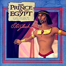 The prince of Egypt by Catherine McCafferty (1998-08-02)