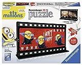 Ravensburger 3D-Puzzle 11209 - Filmstreifen Minion, Gone Batty, bunt