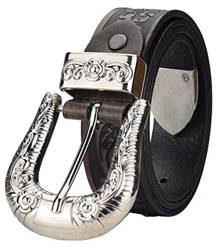 qishi-yuhua-pd-mens-carved-belt-black-cowhide-genuine-leather-belt