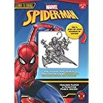 Learn to Draw Marvel Spider-Man: How to Draw Your Favorite Characters, Including Spider-Man, the Green Goblin, and Vulture! (Licensed Learn to Draw)