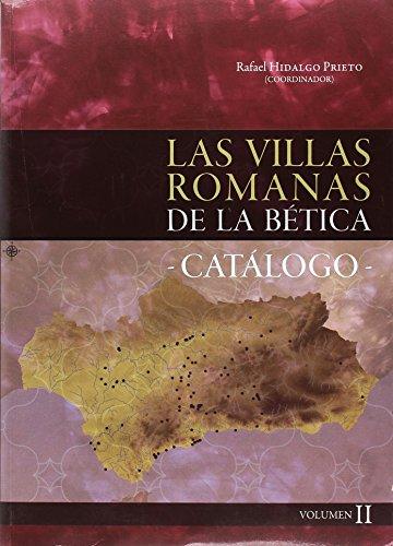 Las villas romanas de la Baetica: 2
