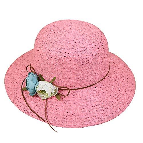 cappello-di-protezione-cappello-da-sole-beach-signora-del-cappello-della-visiera-di-colore-solido-es