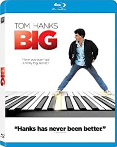 Big [Blu-ray] [Import anglais]