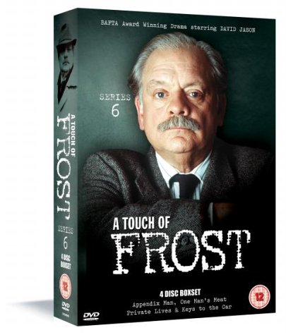 Used, A Touch of Frost: Series 6 [DVD] for sale  Delivered anywhere in UK