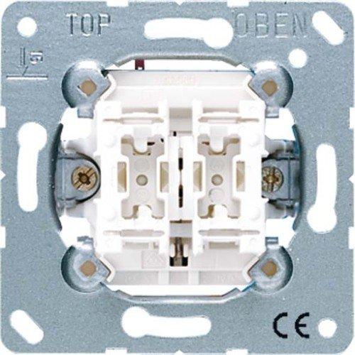 Jung 539VU Jalousie-Wippschalter Taster, 1-polig -