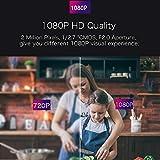 WLAN Kamera Überwachungskamera 1080P IP Camera WiFi Mibao mit Nachtsicht 2 Wege Audio Smart Schwenkbar Home Camera Haustier Baby Camera IP Kamera App Kontrolle Unterstützt Fernalarm… - 3