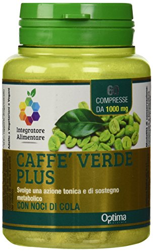 Colours Of Life Caffè Verde Plus, 60 Compresse, 1000 Mg