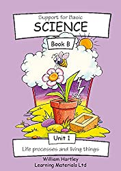 Support for Basic Science: Life Processes and Living Things Bk. 1B