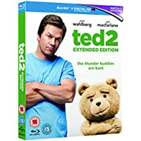 Ted 2 - Extended Edition (Blu-ray + UV Copy) [2015] UK-Import, Sprache: Englisch.