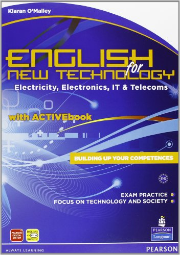 English for new technology. CLIL for english. Per le Scuole superiori. Con espansione online