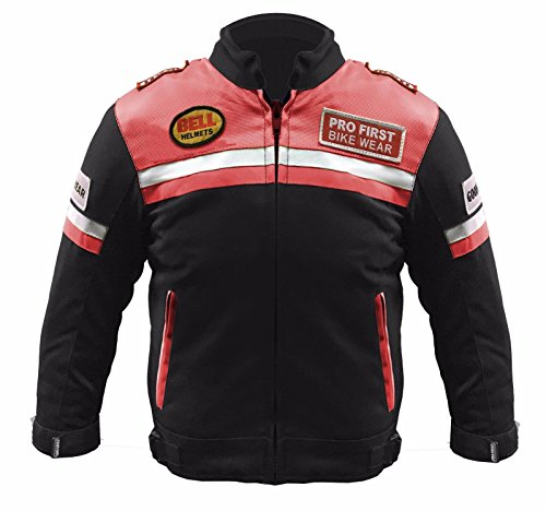 REXTEK Bambini abbigliamento tessile moto motocicletta motocross giacca cappotto nuovo