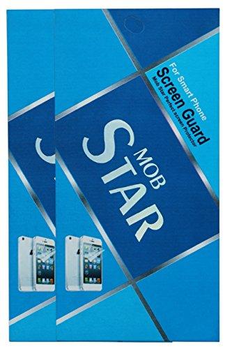MOBSTAR Matte Screenguard for Blackberry Passport Silver Edition (Pack of 2)