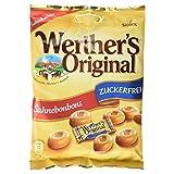 Produkt-Bild: Werther's Original Bonbons, zuckerfrei, 70 g Beutel