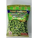 Capushino 50 G Tong Garden Wasabi Coated Green Peas Thailand Snack