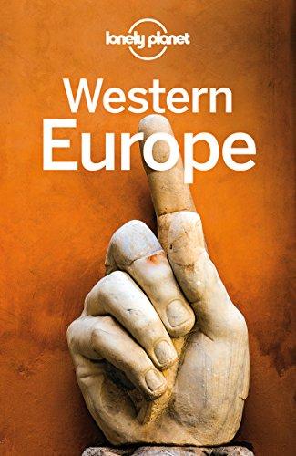 Lonely Planet Western Europe (Travel Guide) (English Edition) Duncan Miller