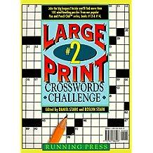 Crosswords Challenge (Large Print Crosswords Challenge)