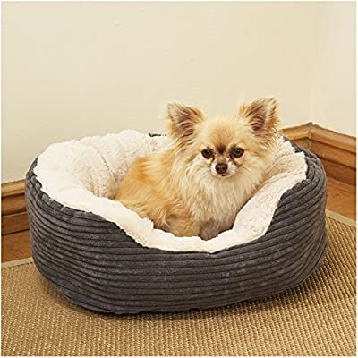 Rosewood Plush Dog Bed by Rosewood