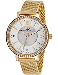 Reloj YONGER&BRESSON para Mujer DMP 049S/BM