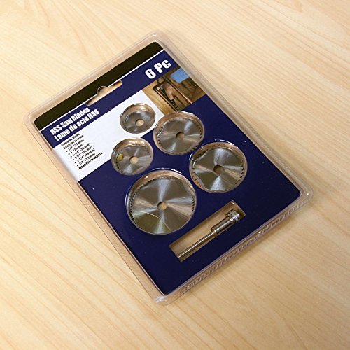 saysure-6pc-hss-mini-circular-saw-blades-cutting-disc