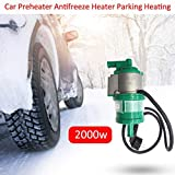 haodene Auto Vorwärmer Standheizung Motorvorwärmer Motorvorwärmung Tankheizung Verhindert Wassertank Einfrieren Spannung 220V Leistung 2000W