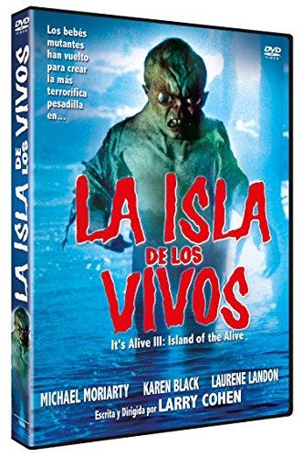 Die Wiege des Schreckens (It's Alive III: Island of the Alive, Spanien Import, siehe Details für Sprachen)