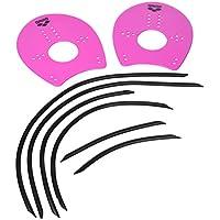 Arena Elite Mano Remo natación Accesorios, Pink, Pink