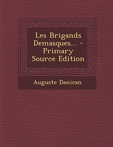 Les Brigands [Pdf/ePub] eBook