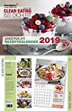 Clean eating - Iss Dich fit 2019: Saisonaler Rezeptkalender