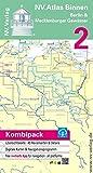 NV. Binnenband 2, Berlin & Mecklenburger Gewässer [NV Verlag NV. Atlas Binnen nv charts Binnenkarte]