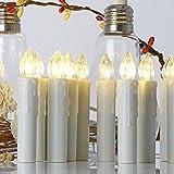 20er LED Kerzen [Fernbedienung, Timer und Bat...Vergleich