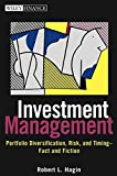 Investment Management: Portfolio Diversification, Risk and Timing - Fact and Fiction (Wiley Finance)
