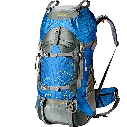 c88e4d3092 zaino trekking 70L / 60L / 50L spalle club alpini Borse uomo e da viaggio  zaino