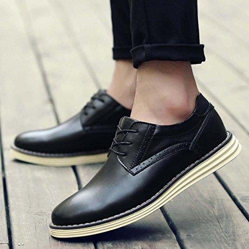 ZXCV Scarpe all'aperto Scarpe da uomo scarpe casual Nero