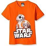 Star Wars Sw Logo Bb-8, Camiseta Para Niñas