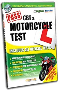 Pass your CBT & Motorcycle Test (PC)